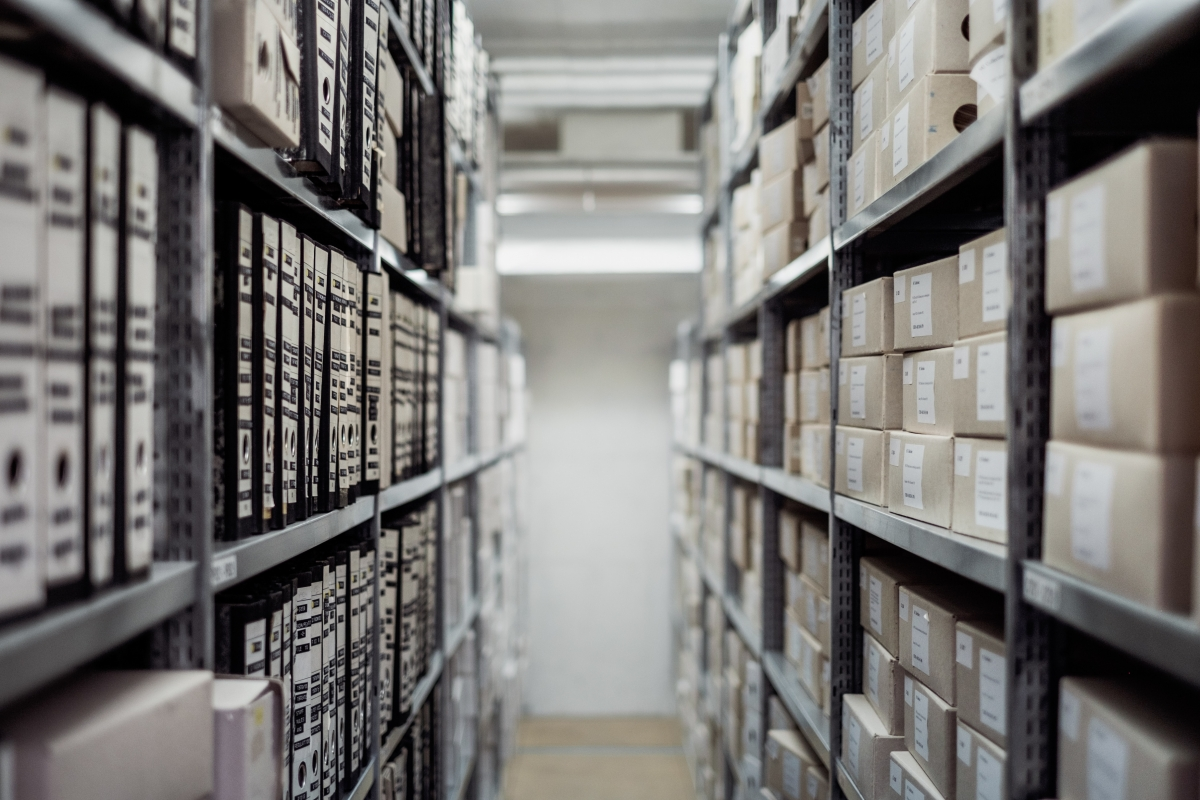 Keep your archiving secure